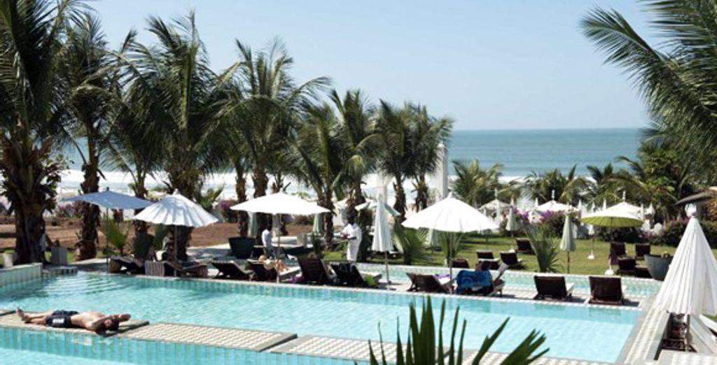 - Hotel Coco Ocean Resort & Spa***** - Bijilo - Gambia  Bijilo