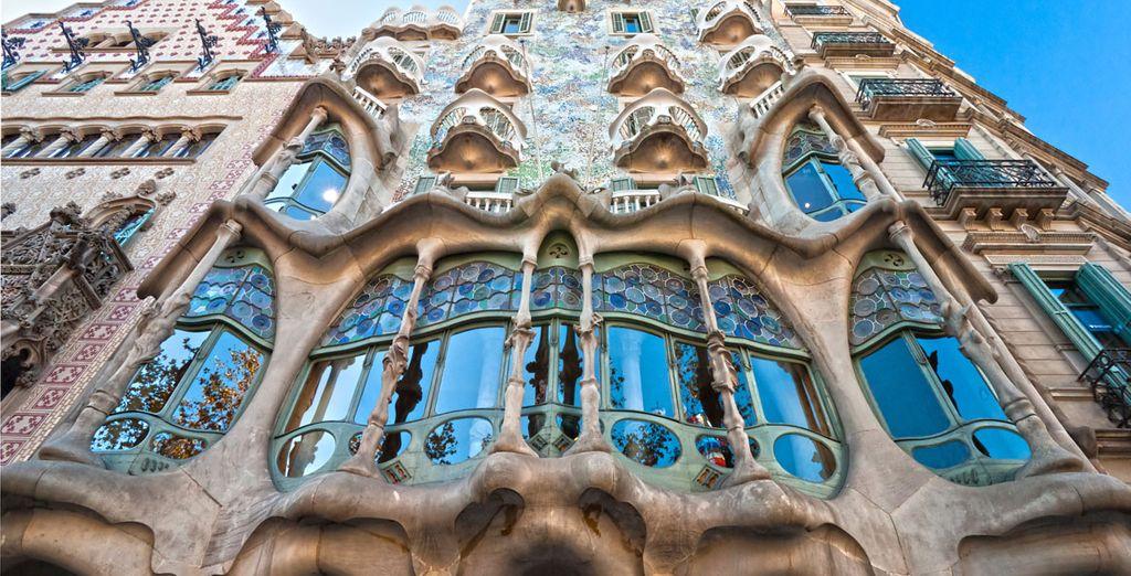 Enjoy the wonders of Barcelona - Grand Hotel Central **** - Barcelona - Spain Barcelona