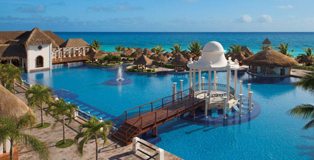 - Now Sapphire Riviera Cancun***** - Riviera Cancun - Mexico Cancun
