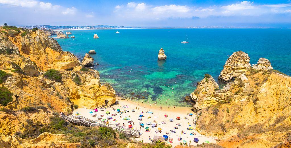 ..to breathtaking beaches!