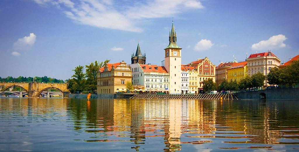 Escape to Prague - MOODs Hotel**** - Prague - Czech Republic Prague