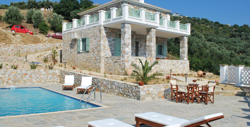 - Villas Avaton & Nefeli - Skopelos - Greece Skopelos