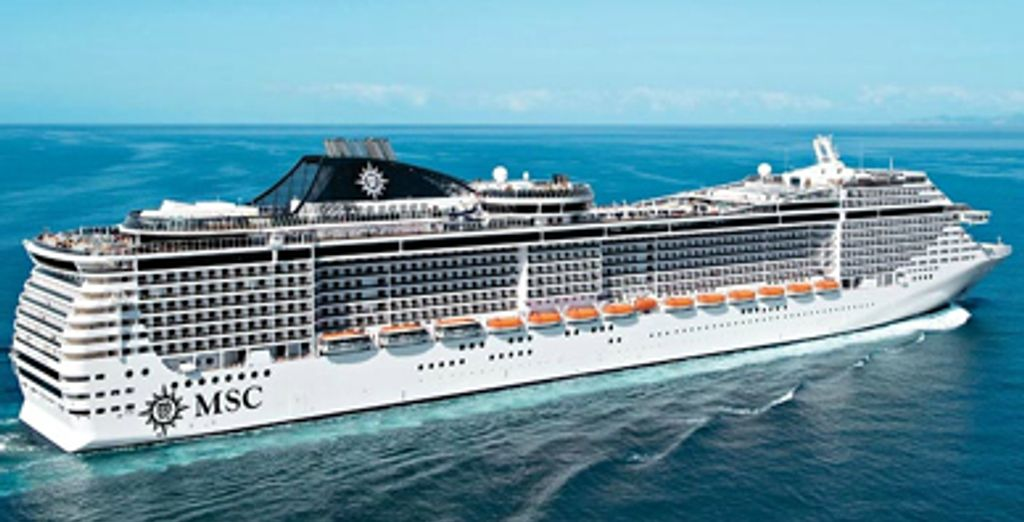 - MSC Divina - Eastern Med Cruise and Istanbul - Various Eastern Mediterranean & Istanbul