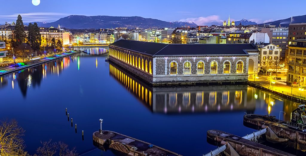 Geneva awaits..