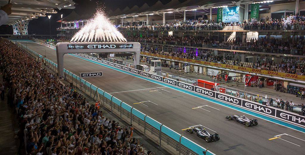 Searching for tickets to the Grand Prix?
