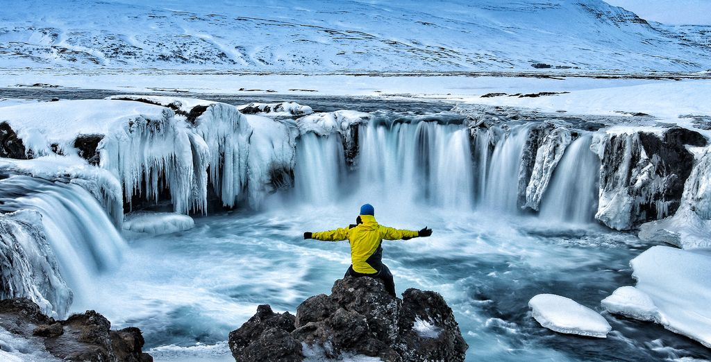 Discover the natural wonders of Iceland
