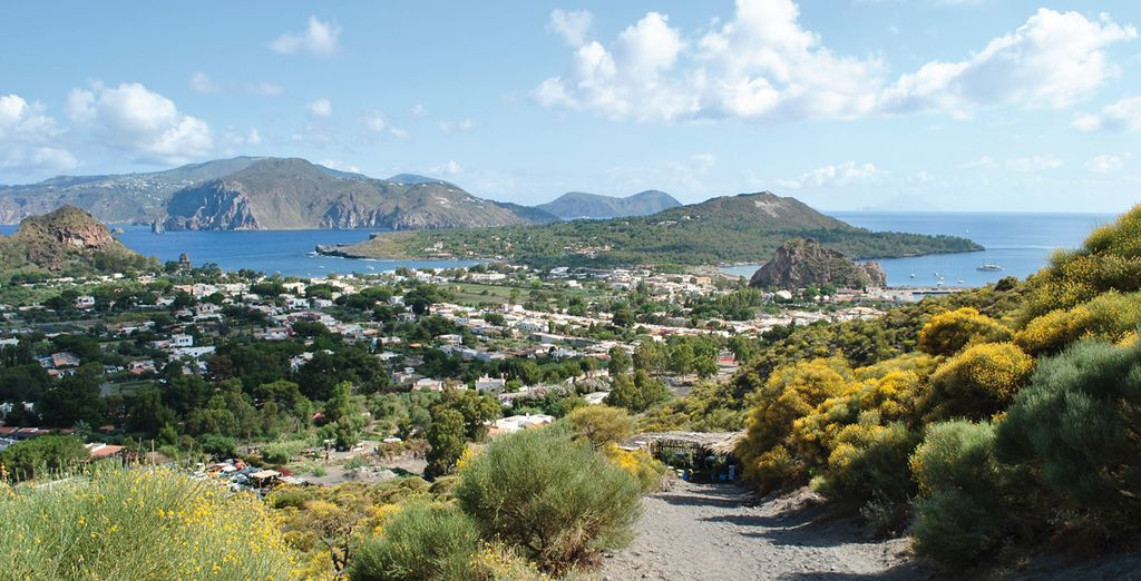Explore beautiful Lipari