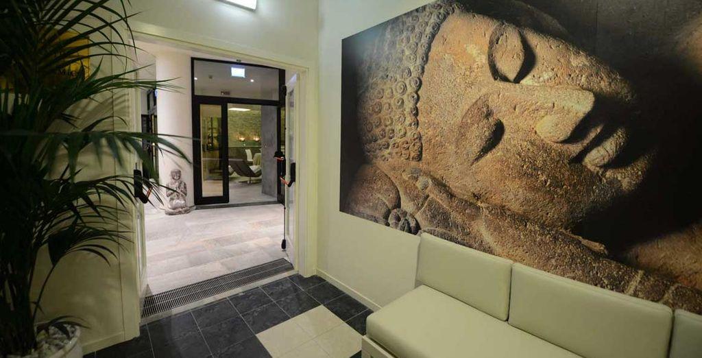 Enjoy exclusive spa access each evening