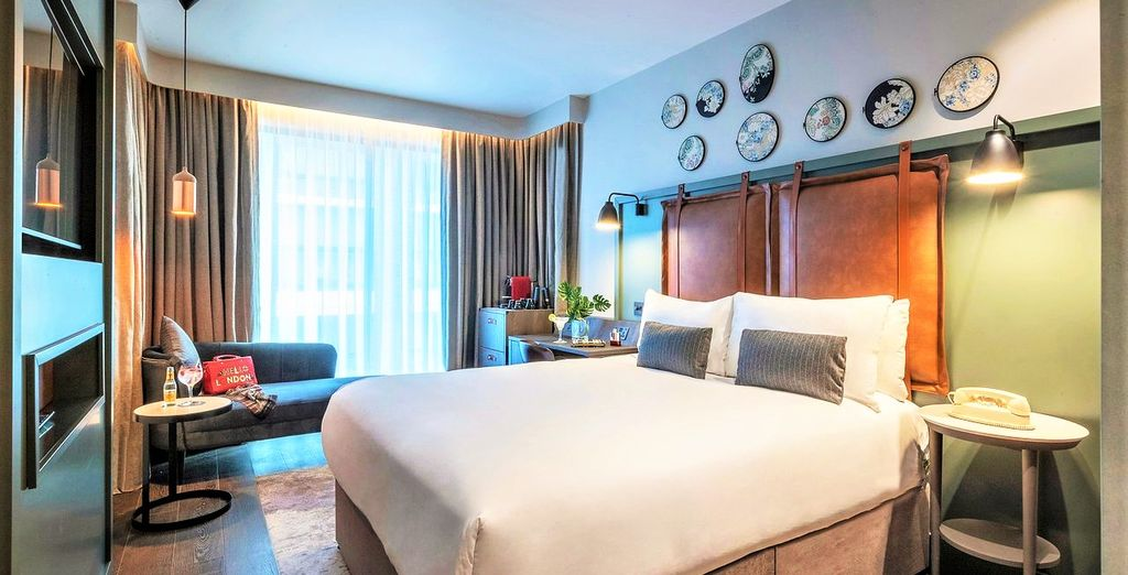 Clayton Hotel City of London 4* - travel guide in London
