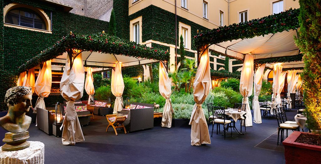 Be enchanted by the elegance  - Residenza di Ripetta 4* Rome