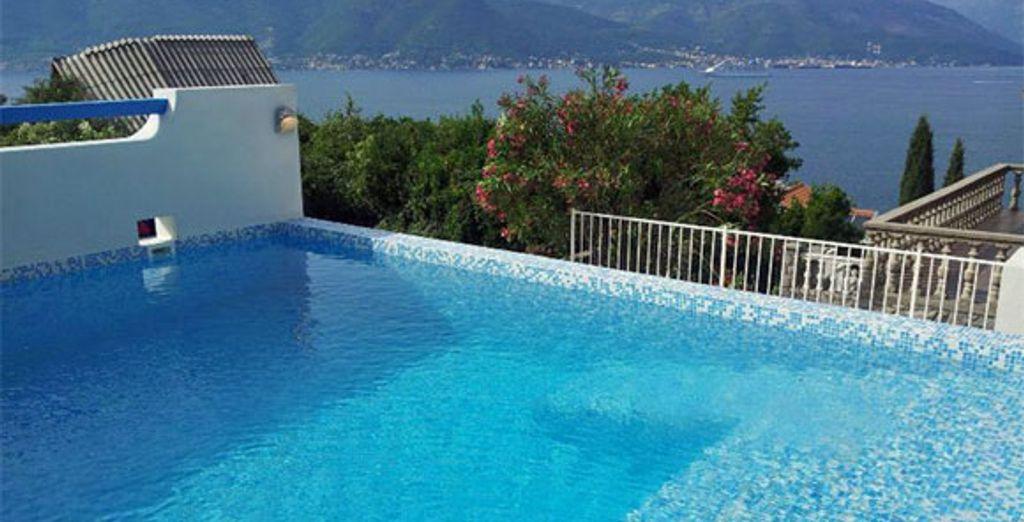 - Villas Kabir, Olive Tree, Evas House - Tivat & Lustica - Montenegro Tivat and Lustica