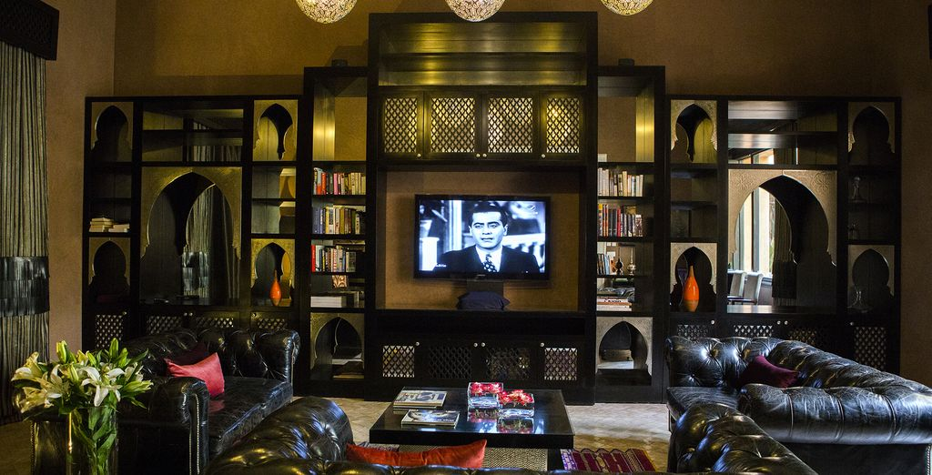 A stylish property with authentic Riad charms