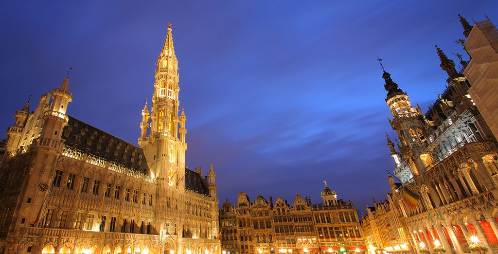 - Le Plaza Brussels**** - Brussels - Belgium Brussels