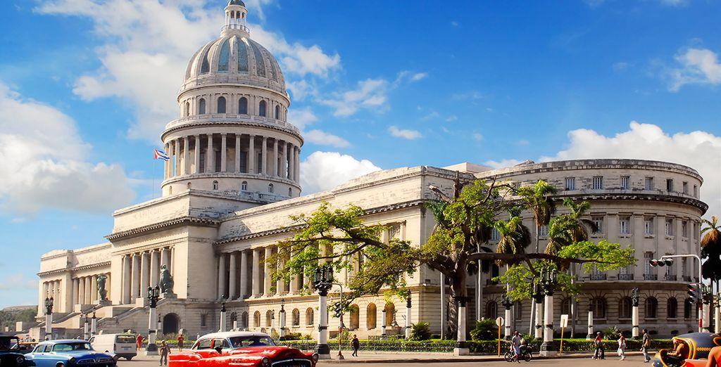 Explore historic Havana... - Melia Habana & Melia Varadero 4* Havana