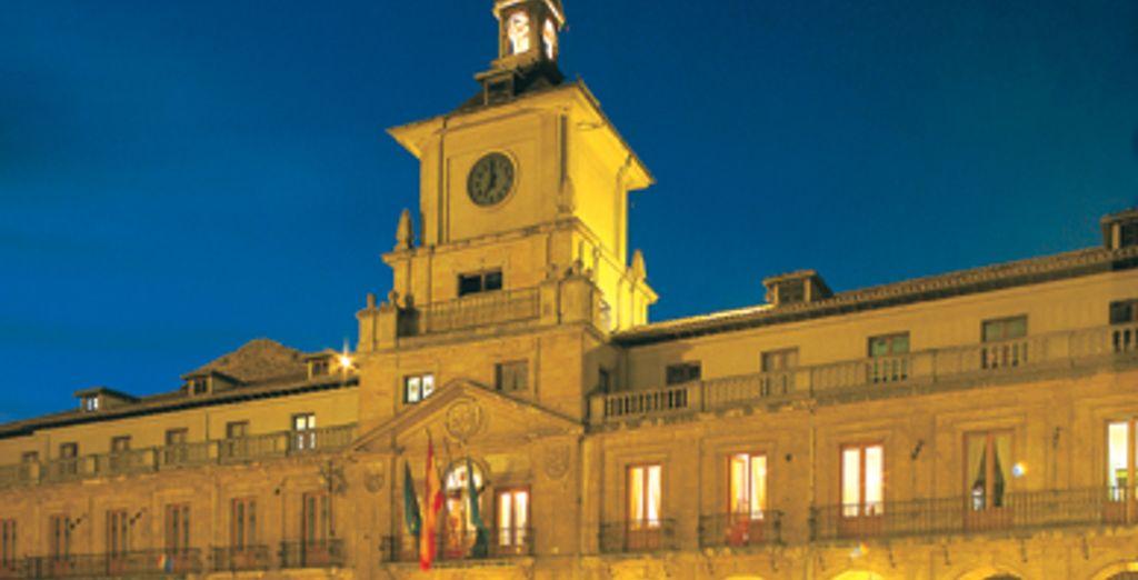 - Husa Santo Domingo**** - Oviedo - Spain Oviedo