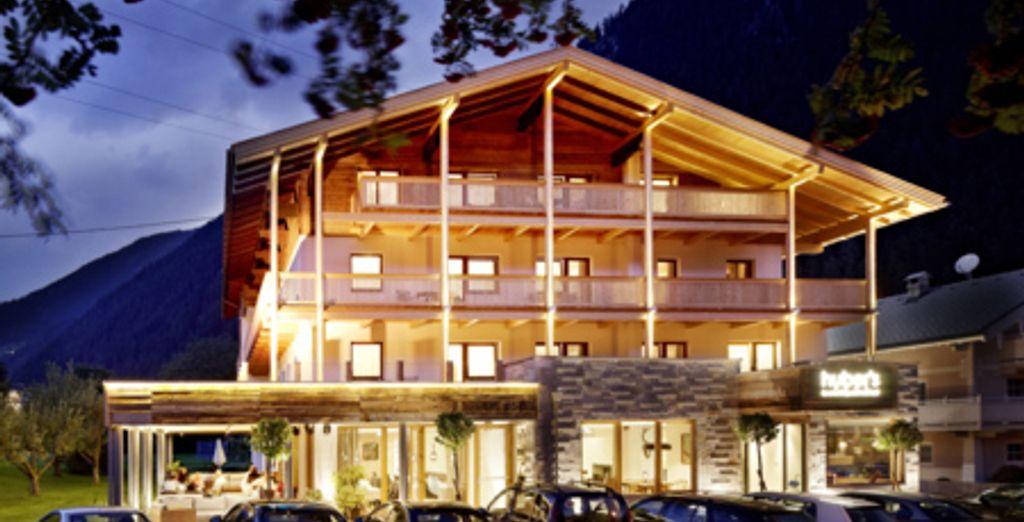 - Huber's Boutique Hotel**** - Mayrhofen - Austria Mayrhofen