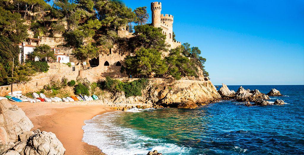 Stay in the Costa Brava!