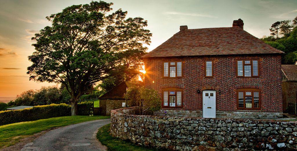 Livingstone Cottage at Port Lympne Reserve & Howletts Wild Animal Park 4*
