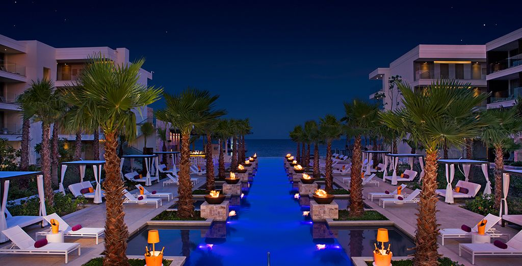 Welcome to Breathless Riviera Cancun Resort & Spa