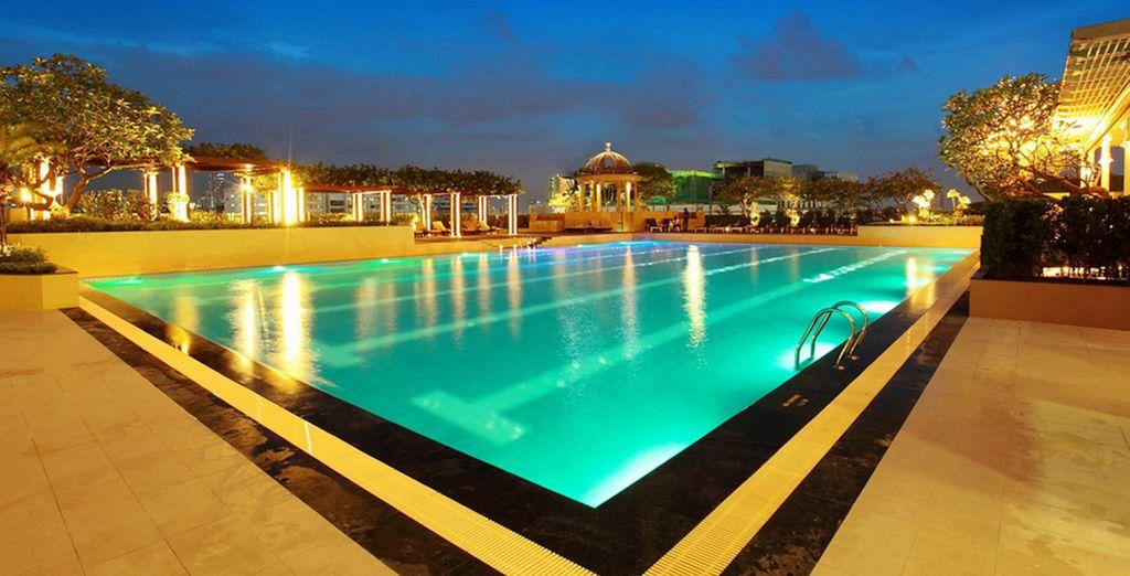Enjoy excellent amenities
