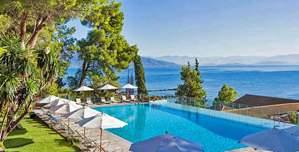 - Hotel Kontokali Bay Resort & Spa***** - Corfu - Greece Corfu