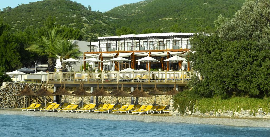 Welcome to the 5* Isil Club Bodrum