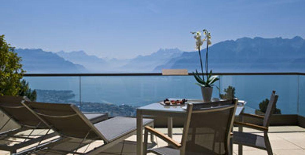- Le Mirador Kempinski***** - Mont-Pelerin - Switzerland Mont Pelerin