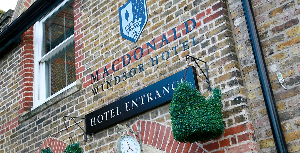 Welcome to the Macdonald Windsor Hotel