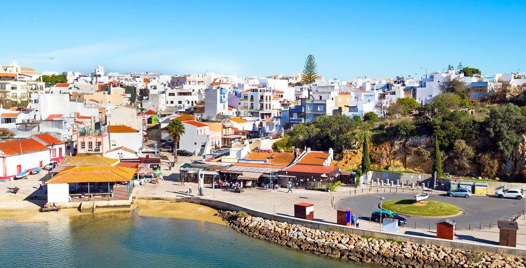 Algarve is a beautiful location