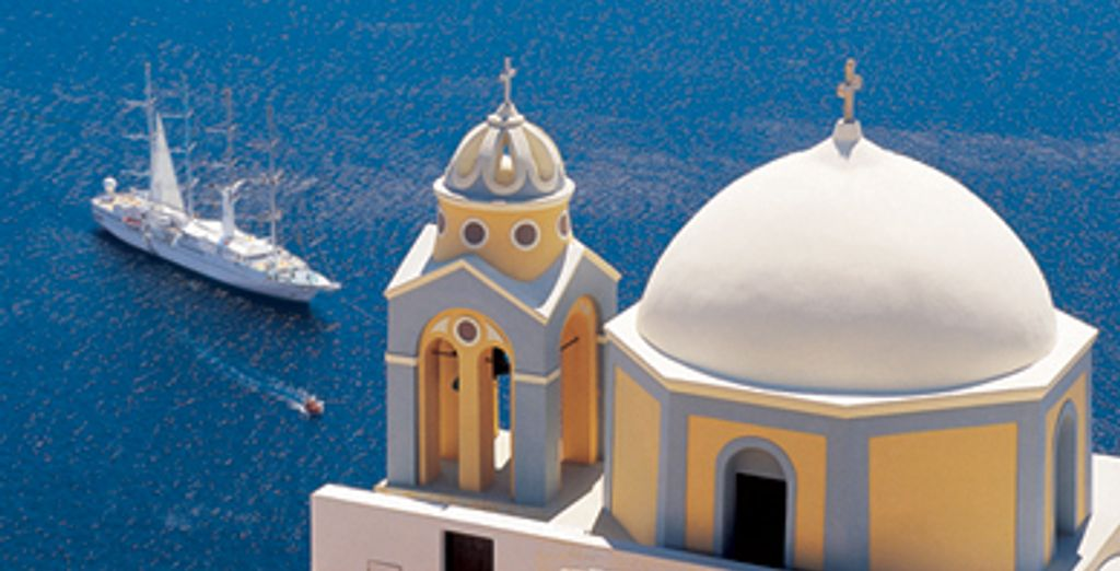 - Wind Star Cruise - Greece & Turkey Various