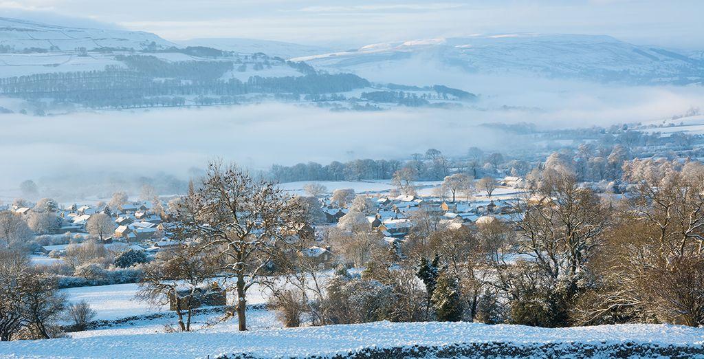 Explore the beautiful Yorkshire Dales