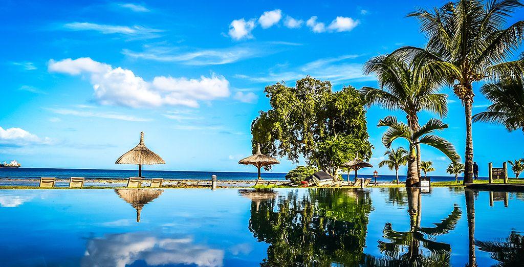 Enter Mauritian paradise - InterContinental Mauritius with optional JW Marriott Marquis Dubai 5*  Balaclava