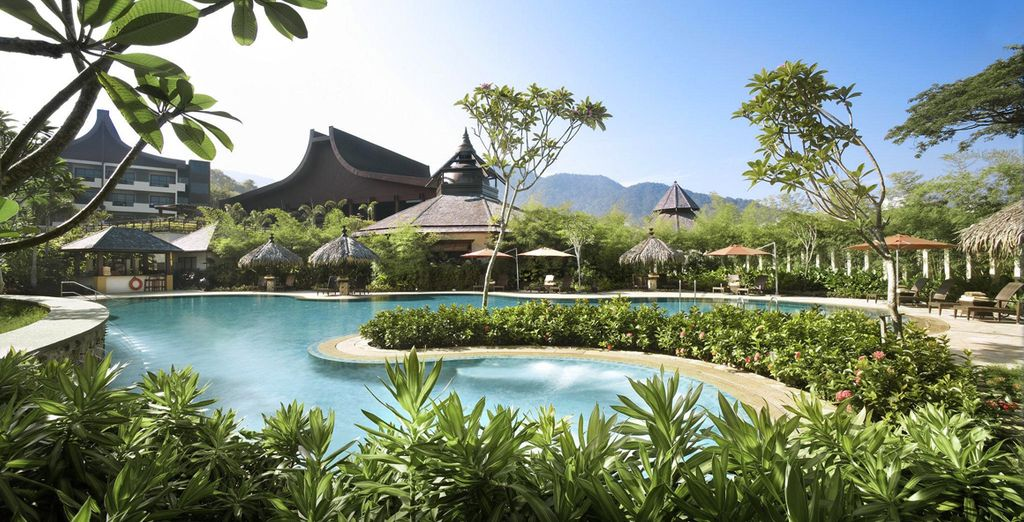 Uncover a secluded Shangri-La paradise