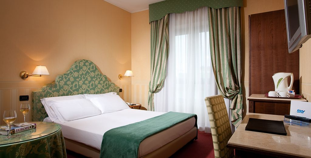 Stay in a Classic Room