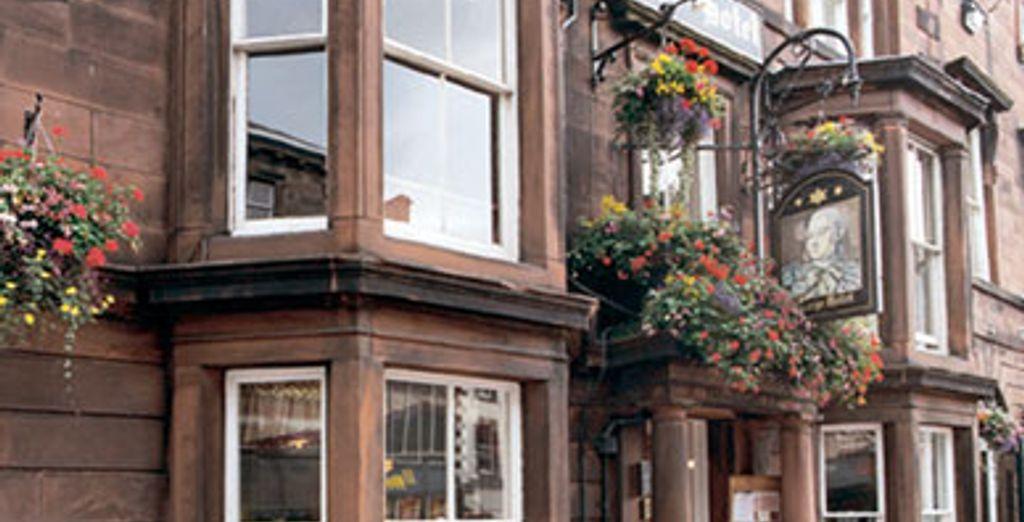 - The George Hotel**** - Penrith, Lake District - UK Cumbria