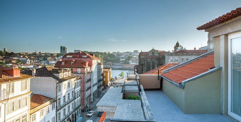 The House Ribeira Porto Hotel - city break deals in porto