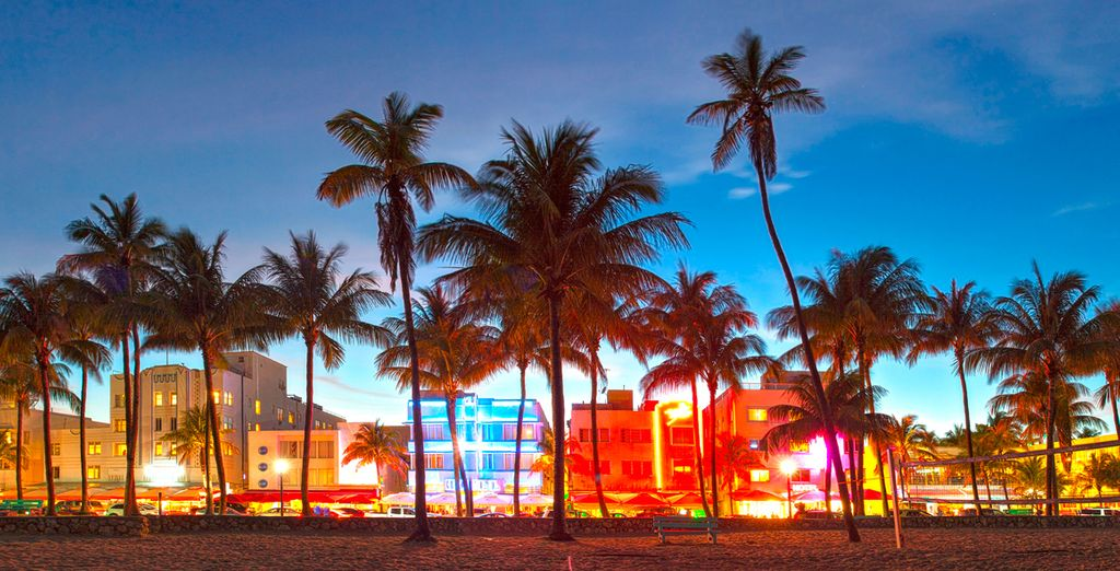 But first spend 2 nights exploring the hedonist life of Miami