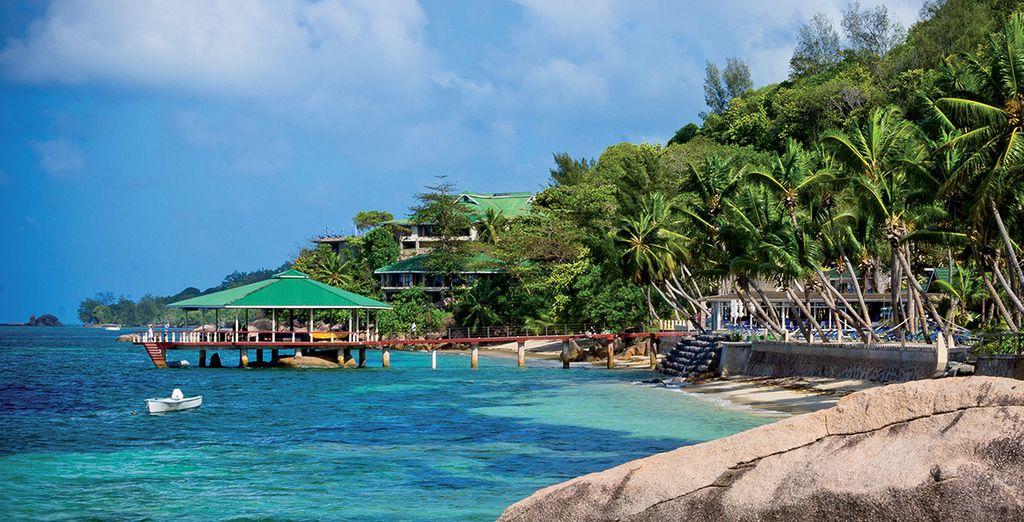 Hotel Coco De Mer Seychelles