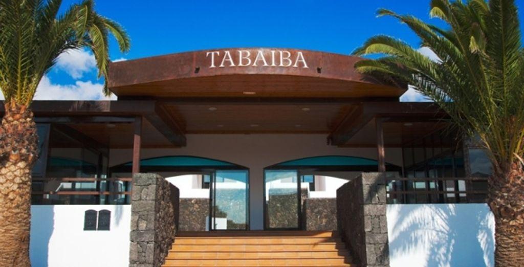 - Tabaiba Apartments**** - Lanzarote - Canaries Lanzarote