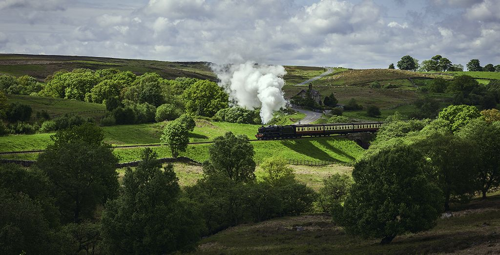 This lush and striking area of England is waiting for you to explore
