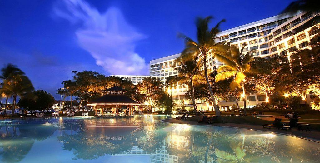 Parkroyal Kuala Lumpur 4* & Sutera Harbour Resort 5* - Voyage Privé