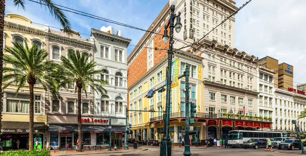 Explore New Orleans' French Quarter