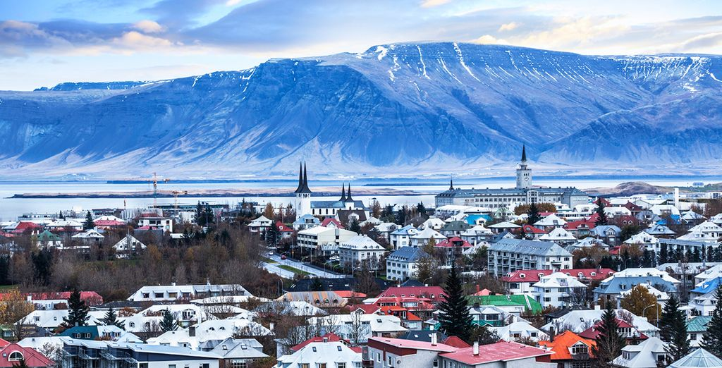 And visit the world's most northern capital