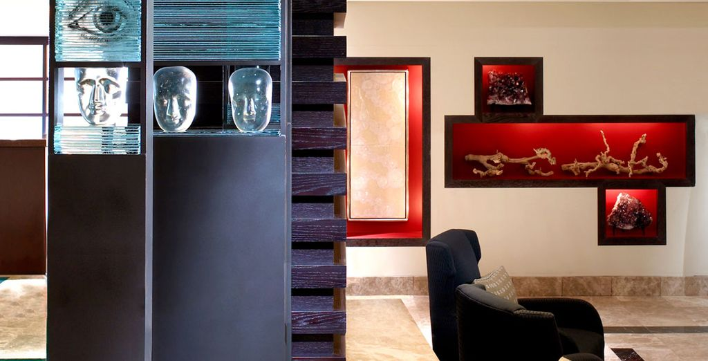 Start in Washington DC at the Palomar for 3 nights - a chic, contemporary hotel