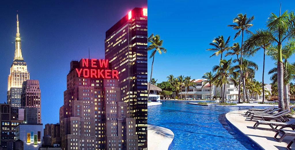 Stay in New York and the Dominican Republic