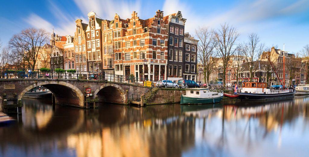 Visit Amsterdam! - Park Hotel Amsterdam 4* Amsterdam