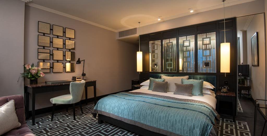 The Fitzwilliam Hotel Belfast - Preferred LVX Collection 5*
