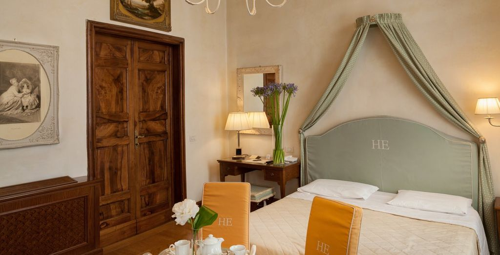 Hotel Executive Florence 4* - last minute italy