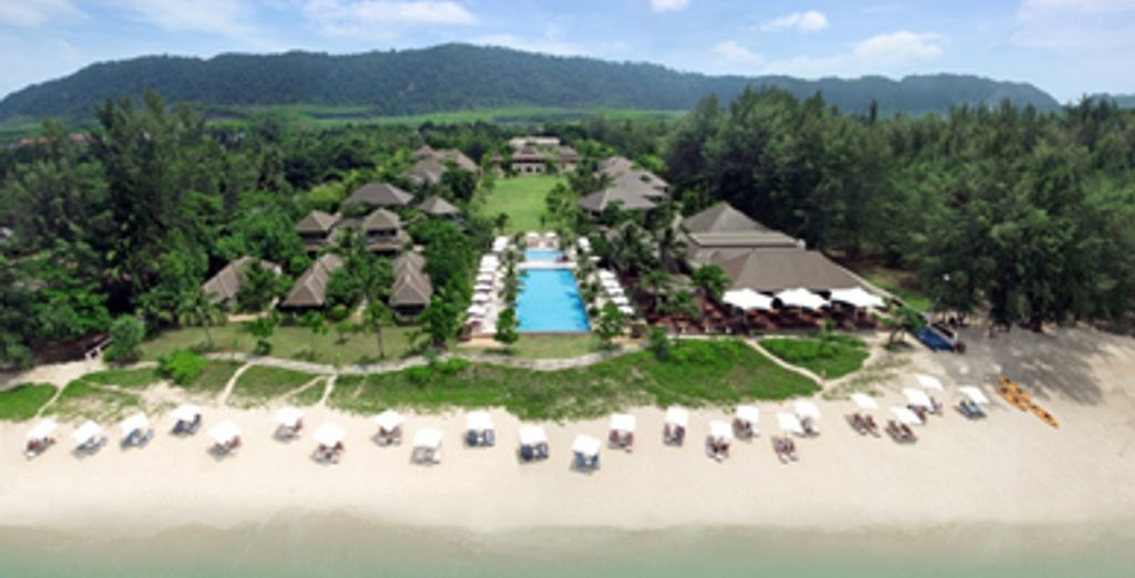 - Layana Resort & Spa***** - Koh Lanta - Thailand Koh Lanta