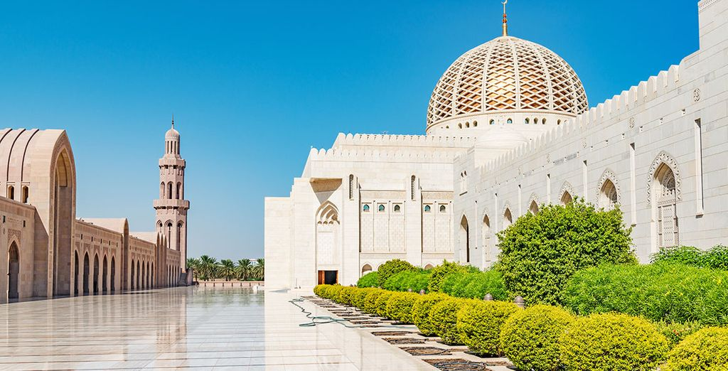 Discover all informations about Oman in our travel guide